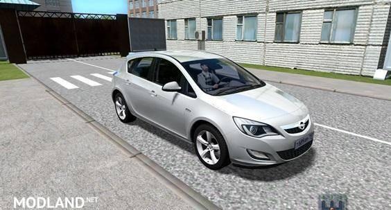 Opel Astra 2010 [1.4.1]